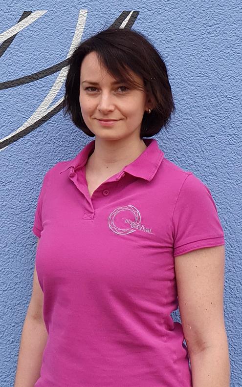 Physiotherapeutin Sylvia
